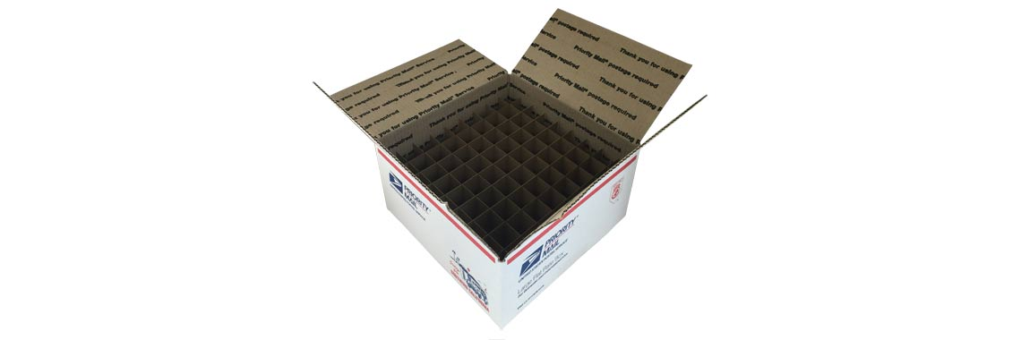 Box and Dividers